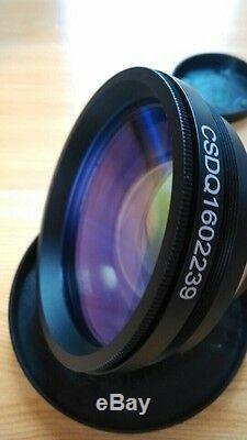 F160mm 1064 fiber laser / Coating focus lens / Laser Focus Lens / laser marking