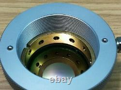Fiber F-Theta Objective Lens Optical Laser Marking L011427 F=208 D=42.9 CO2mL
