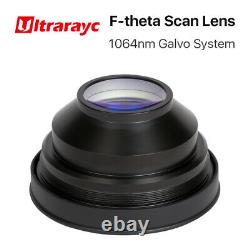 Fiber F-theta Scan Lens Field Lens OPEX for 1064nm YAG Optical Laser Marking