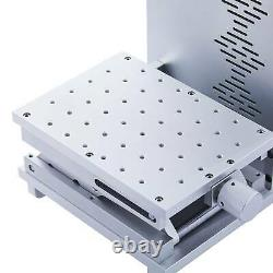 Fiber Laser Marking Engraver Raycus Laser For Metal Marker 20W 5.9 x 5.9