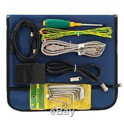 Fiber Laser Marking Machine 30W Cabinet Type 32/64 Bit Photoshop 220x220mm