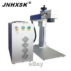 Fiber laser marking machine 20w 300x300mm cnc router raycus JCZ Motherboard sino