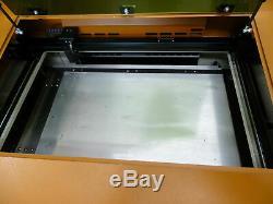 GCC LaserPro S290 Fiber laser 20w marking laser epilog trotec universal engraver