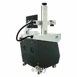 Galvo Fiber Laser Marking Machine 20/30W Desktop Style