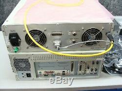 Hylax Hypertronics HT5000 Fiber Laser Trimming / Cutting / Marking Set, Software