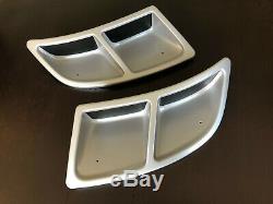 Imitating Exhaust Pipe silver for Skoda Karoq NU7 GR