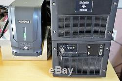 KEYENCE MD Series 3-Axis Fiber/YVO4 laser marker MD-V9900WA