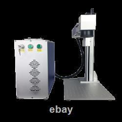 Laser marking machine 20W fiber laser marker for metal 150150mm marking size
