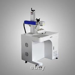 NEW! 20W Fiber Laser Marking Machine with working size 110110mm(4.34.3)