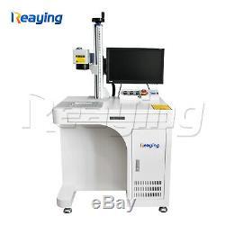 NEW 30W MOPA JPT M1 Fiber Laser Marking/Engraving Machine System Colors Marking