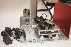 NEW 30With50W fiber laser engraver fiber laser marking machine cnc metal raycus US