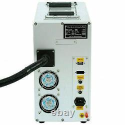 New 110V 30W Fiber Laser Marking Machine Metal Engraving Engraver High Precision