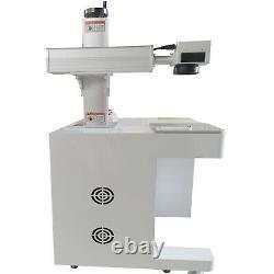 New! 50W Fiber Laser Marking Machine USB metal cut, Aluminum mark deep cut CNC