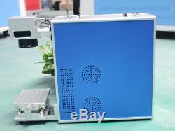 Portable 20W Fiber Laser Machine Laser Engraver Printer Metal Marking Engraving