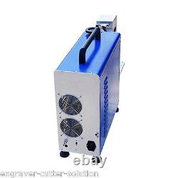 Portable 20W Fiber Laser Marking Metal Marker Engraving FDA, Ratory Axis Include