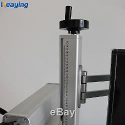 Portable 30W DIY USB Fiber Laser Marking Machine Metal Marking Engraving Machine