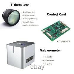 Portable Handheld 20W Raycus Fiber Laser Marking Machine for Metal