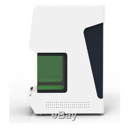 Q-P Closed Fiber Laser Marking Machine Supports Automatic Focus