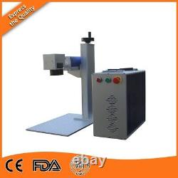 Quality Raycus 50W Portable Fiber Laser Marking Machine in CA