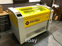RARE Epilog Fibermark Fusion 1300 Laser Marking Machine 32X20 20 Watt Fiber