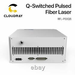Raycus 20W 30W 50W Pulse Fiber Laser Q-switched for 1064nm Metal Marking Machine