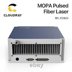 Raycus 20W MOPA Pulsed Fiber Laser Source RFL-P20MX for Laser Marking Machine