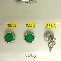 Raycus 20w fiber laser marking machine for gold silver metal 110v/220v Cheapest