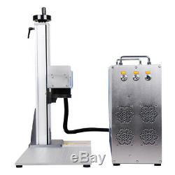 Raycus 30W Fiber Laser Engraving/Marking Machine Metal & Plastic Original BJJCZ