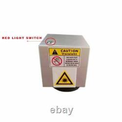 Raycus 50W Fiber Laser Marking Machine Metal Engraving Engraver Ezcad2 CE&FDA