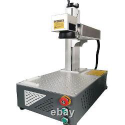 Raycus 50W USB Fiber Laser Marking Machine Metal Engraving CE FDA PC GUN MARK