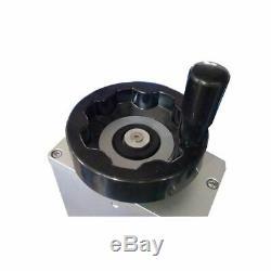 USA 30W MOPA Fiber Laser Marking Machine Engraving Aluminum Black Color Engraver