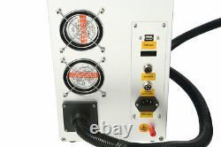 USA Stock Fiber laser marking machine 50W engraving Laser Focus + Rotary Axis