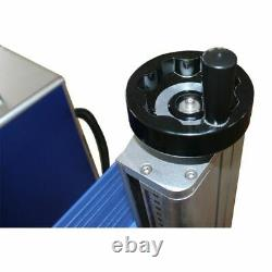 US 30W Split Fiber Laser Machine Marking Metal Laser Engraver with software FDA