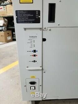 Used 2014 Epilog Fibermark 1300 Laser Marking Machine 32x20 Rotary 20 Watt Fiber