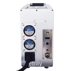 Used 20W Hand-held Fiber Laser Marking Machine 110x110mm Portable Engaver USA