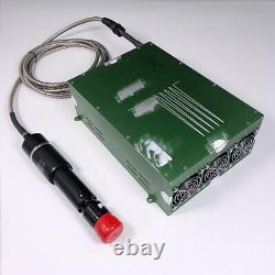 Used Nufern NUQA-1064-NA-0050-F1 NuQ Fiber Marking Laser